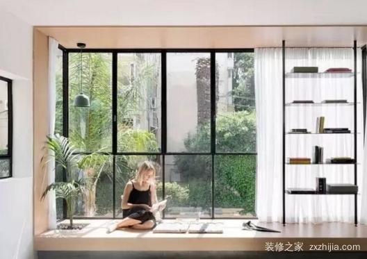 邻居说它丑,却马上在家装了一个,飘窗怎么装修才好看?