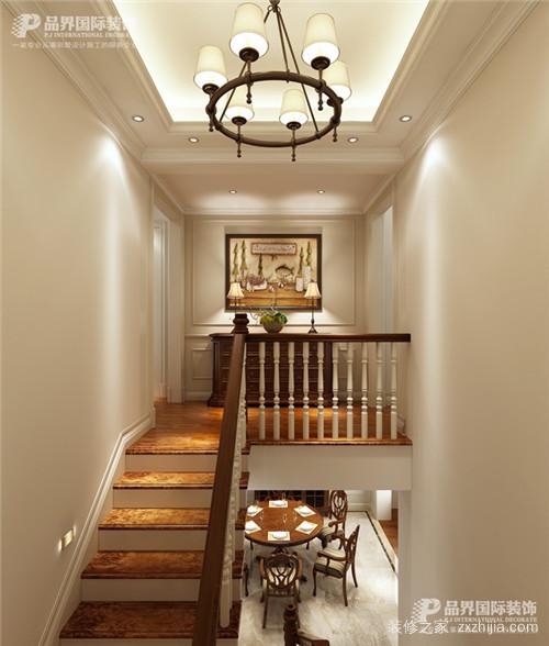 别墅装修室内楼梯时候应该需要注意哪些?