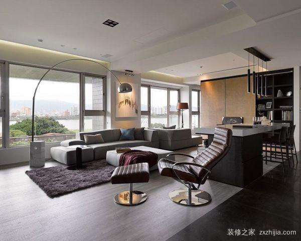 新房子的客厅如果采光不好我们该如何装修呢?