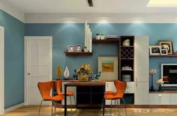 小户型餐厅应该怎样装修设计?
