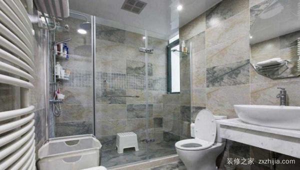 卫生间的分类及装修流程,需要注意什么?