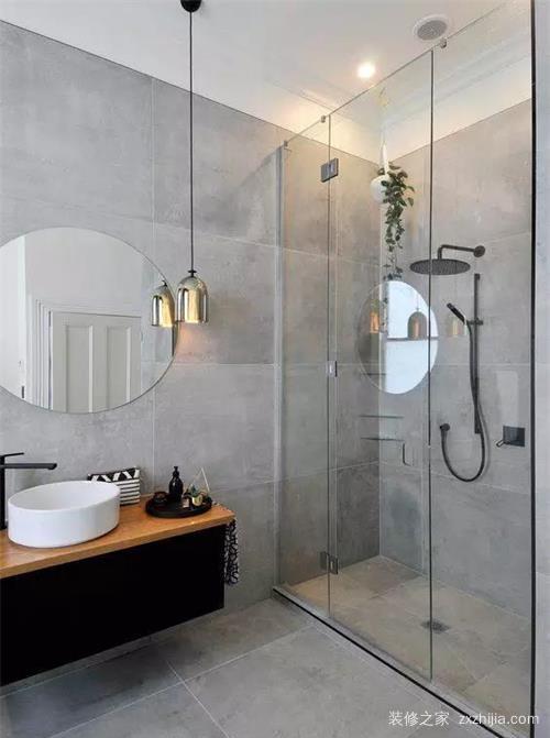 洗澡后卫生间总是湿漉漉的?原来是装修前忘记这个!