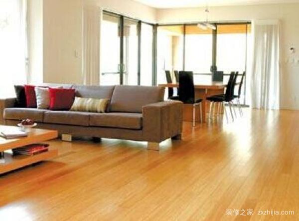 竹地板好吗?竹地板的优缺点?