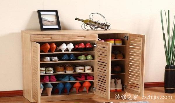 家装风水之玄关鞋柜,玄关鞋柜需要注意什么