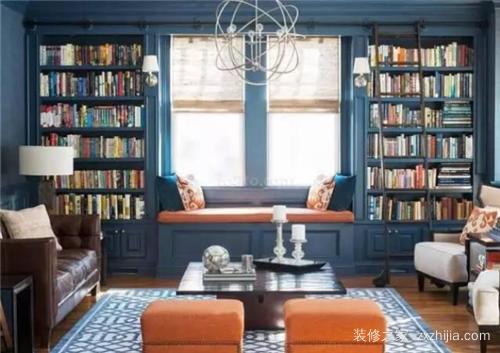 创意书房装修技巧  让空间不再拥挤