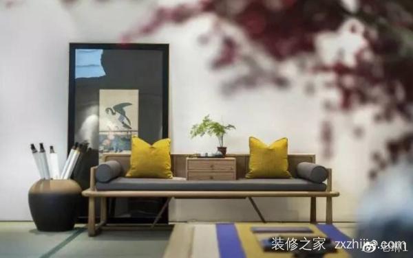 从色彩上来讲住宅龙虎国际娱乐手机登录时该如何选择家具