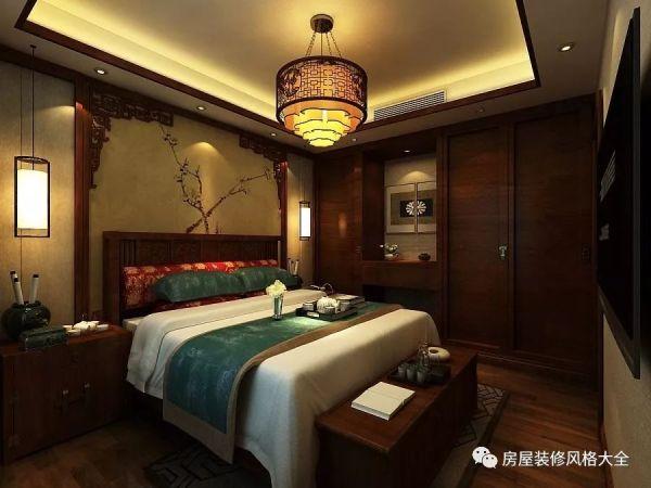 新中式卧室要怎么装修?来了解一下吧
