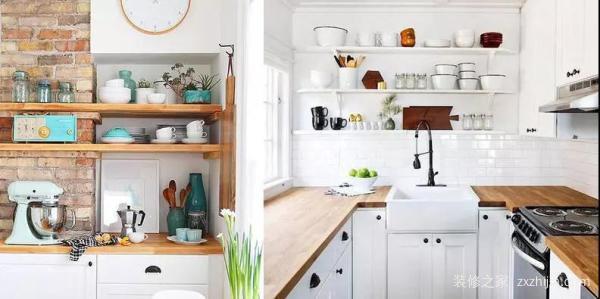小厨房缺乏品质感?这样搭配,让你拥有一个品质与实用兼顾的厨房!!