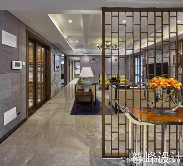 家装整体设计的要求和设计思路
