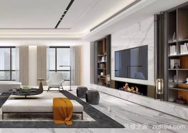 现代装修风格,打造精致的别墅之家