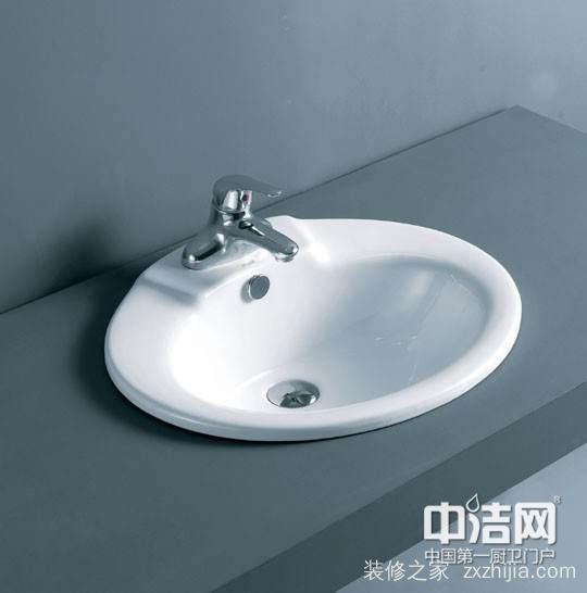 如何选购台盆 选购卫浴洗手盆