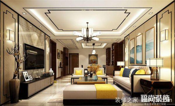 客厅装修电视背景墙的材料这样选择最合适