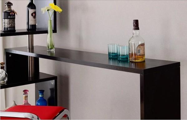 小型家用酒柜