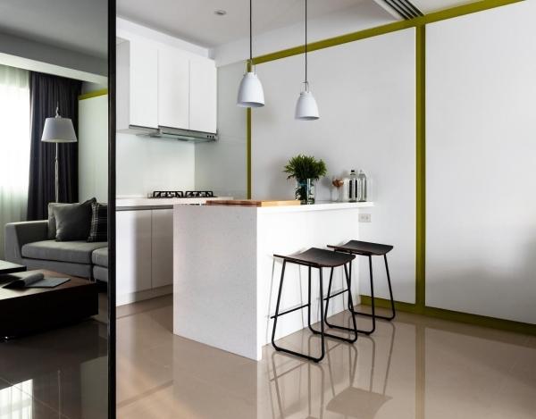 新房子厨房装修设计
