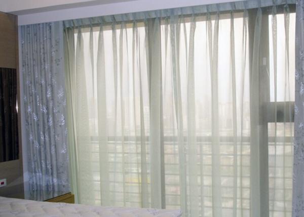 防輻射窗簾