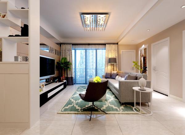 客厅吊顶小灯