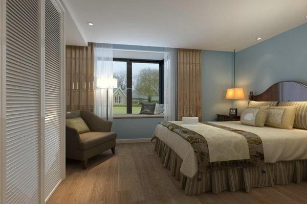 卧室墙壁装饰