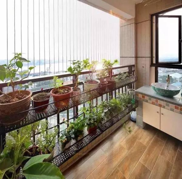 内阳台设计技巧 内阳台和外阳台的区别