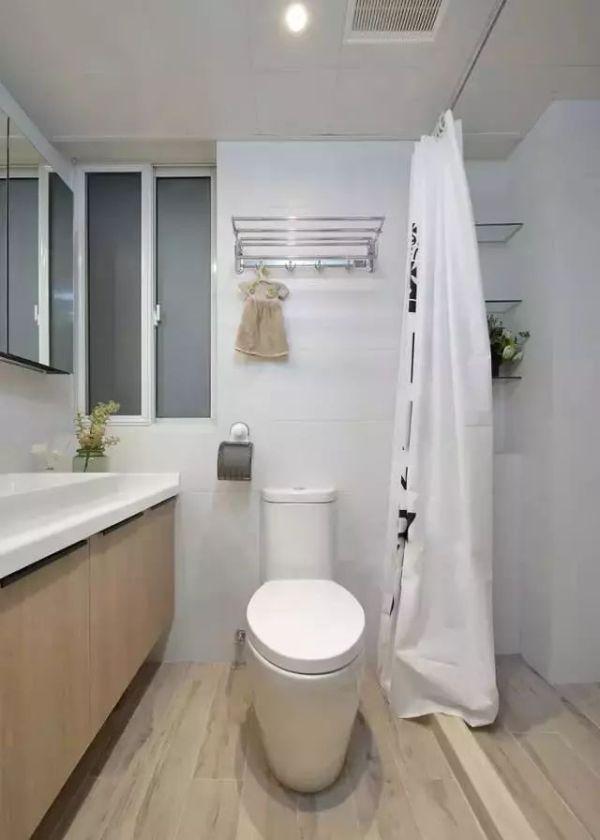 30款卫生间装修效果图,随便一款吊打全小区,不这样设计超遗憾!