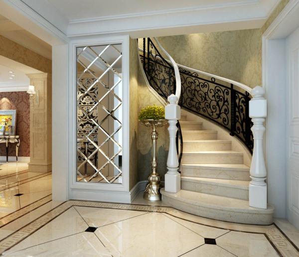 楼梯制作扶手规格 楼梯制作踏步尺寸