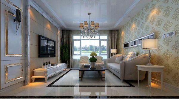 客厅地砖拼花怎么样 怎样选购客厅地砖拼花