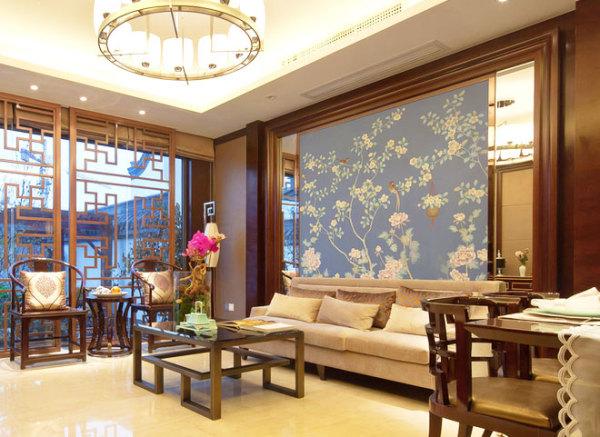 客厅新中式装修的技巧   客厅新中式装修的重点