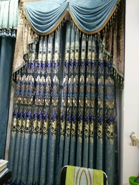 窗帘什么颜色好