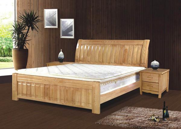 实木床的价格