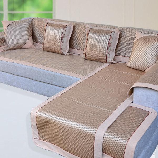 木头沙发垫