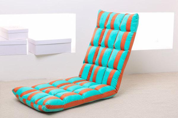 懶人沙發怎么充氣