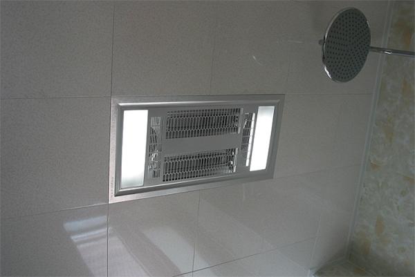 衛生間集成吊頂浴霸