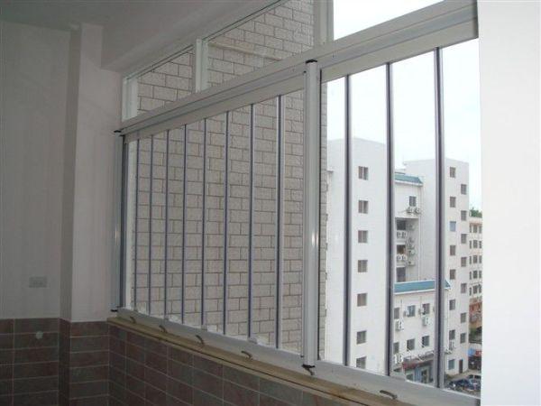 智能防盜窗