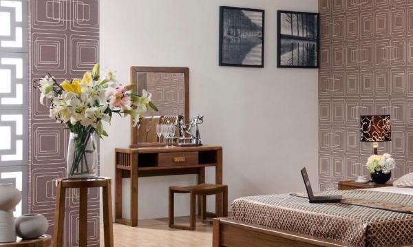中式装修家具