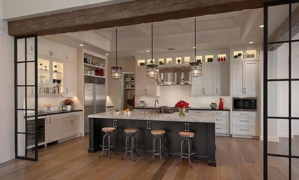 开放式厨房装修设计技巧