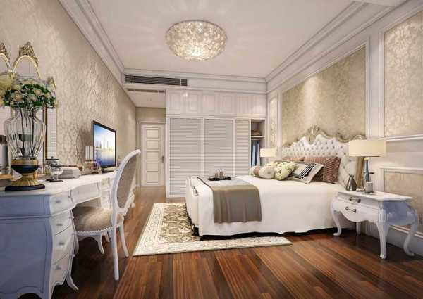 大卧室怎么装修