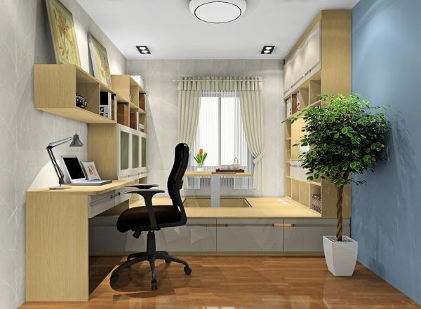 榻榻米房间设计