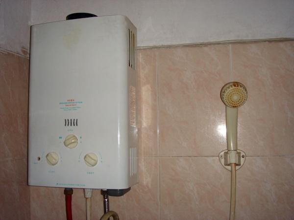 天然气热水器尺寸