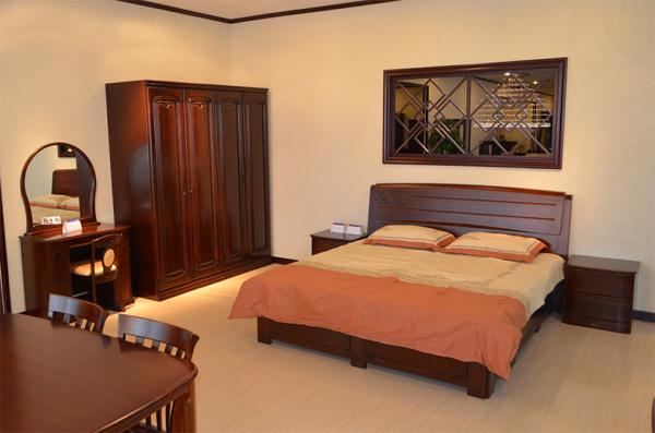 家具双人床