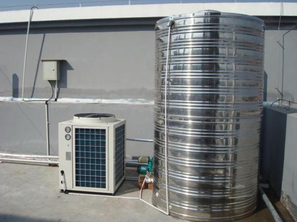 空气能安装方法_空气能热水器安装地方_空气能热水器安装效果图
