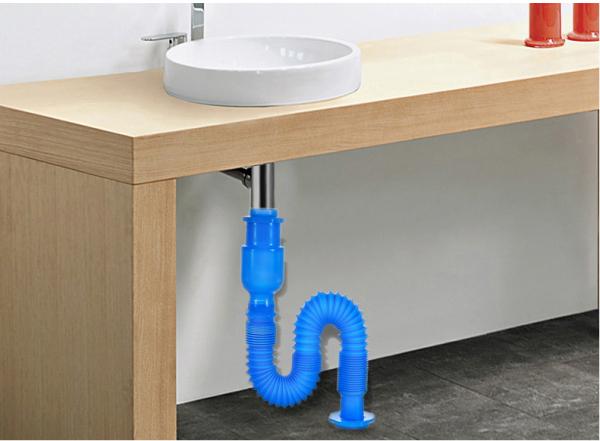 面盆下水器种类 洗手盆下水器材质有哪些