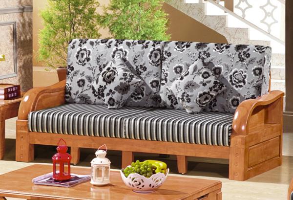 实木沙发床两用的选购技巧 实木沙发床两用有什么种类