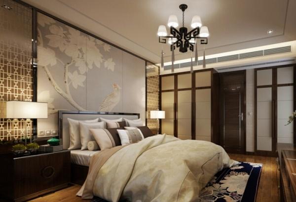 卧室床应该怎么摆