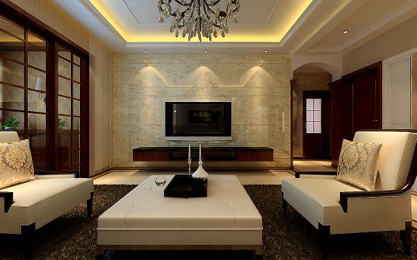 三房两厅装修设计图