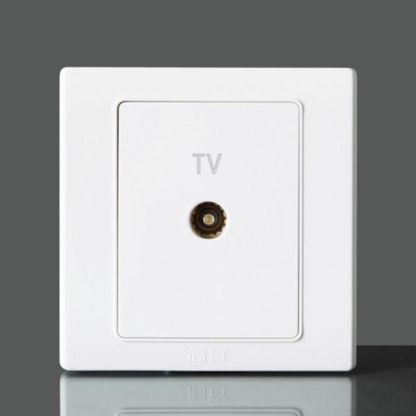 有线电视插座