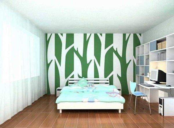 房屋内墙粉刷