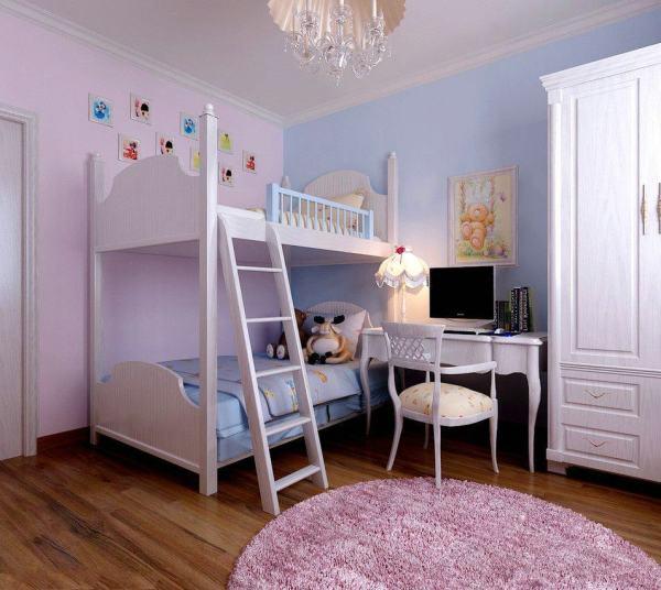儿童房的设计要点有哪些 儿童房装修注意事项