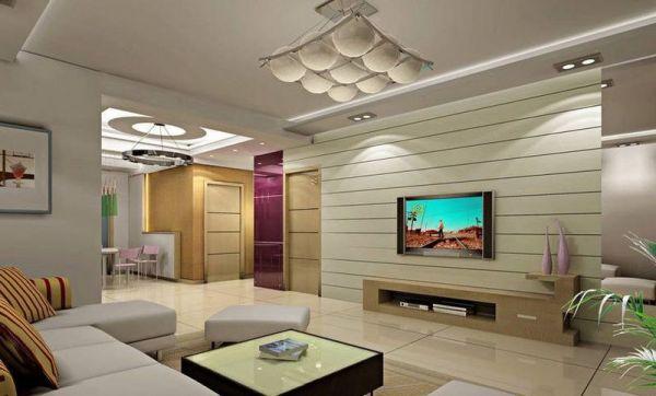 客厅电视墙