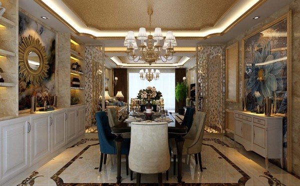 蕪湖裝修風格, 歐式家居風格特點有哪些