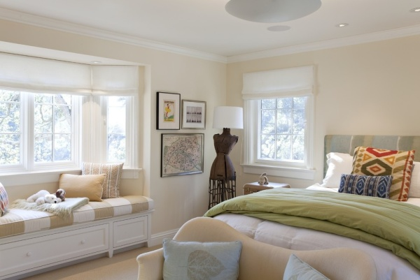 芜湖家居飘窗装修设计, 飘窗尺寸一般是多少