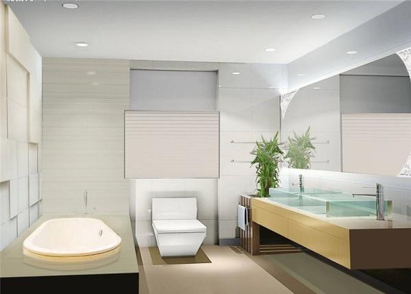 日式浴室装修